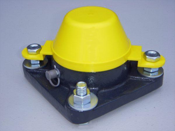 4 bolt bearing cap