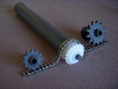 Sprocket Rollers