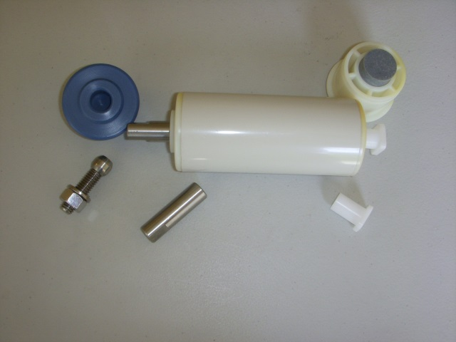 PVC Plastic Conveyor Rollers