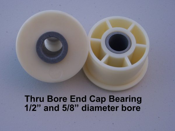 Thru Bore End Cap Bearing